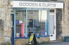 Godden and Curtis shop